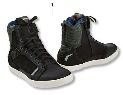NEW 2019 BMW Motorrad Sneaker Dry Ankle Boots. ALL SIZES. **AVAILABLE NOW**