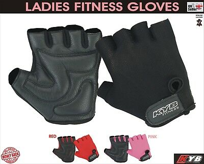 Ladies Womens Gym Exercise Training Yoga Cycling Fitness Weight Lifting GLOVES