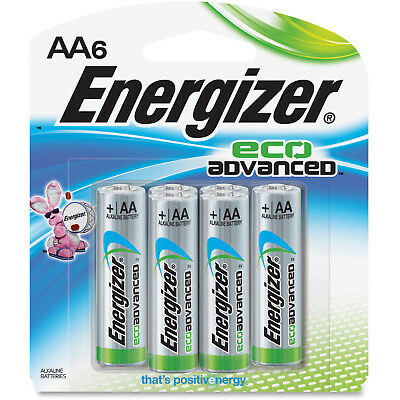 100 Energizer Max AA E91 Alkaline Batteries Made in USA Exp. 2027