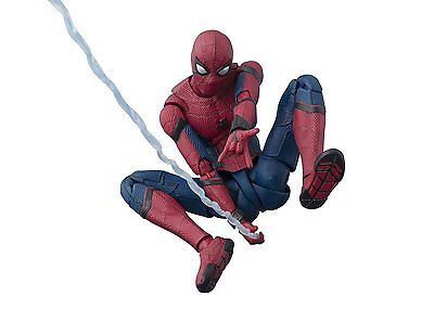 Bandai S.H. Figuarts - Spider-Man (Homecoming) Japan version