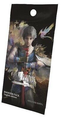Final Fantasy TCG: Opus 7 Single Booster Square Enix Brand New SQUXFTC2ZZZ01