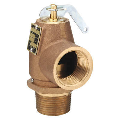 "Apollo 1"" Bronze Safety Relief Valve, MNPT Inlet/ FNPT Outlet-10psi   13202B10"