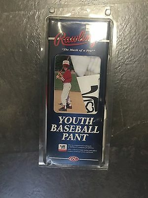 Rawlings Youth Fit Baseball Pantaloni XL The Mark Of a Pro
