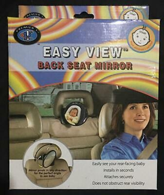 EASYVIEW back seat baby mirror car driving safety brand new in box geelong kids