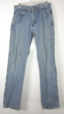 Vtg Rustler High-Waisted Mom Jeans 80s Distressed Womens  Size 29 X 32