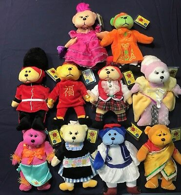 Beanie kids Of The World Collection