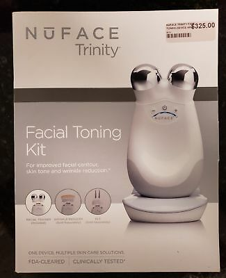 NuFACE 'Trinity' Facial Toning Device Kit & Gel Primer (New in Opened Box) $325