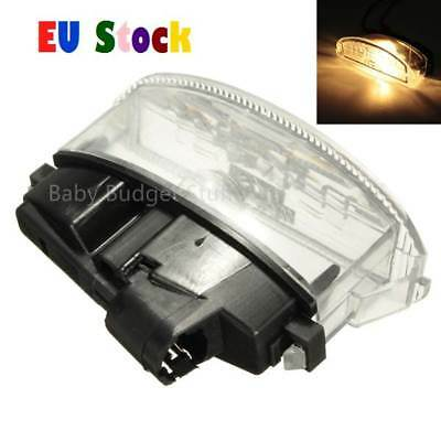 Rear Number License Plate Lamp Light Bulb For Renault Clio II 2 Thalia Twingo