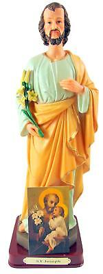 Westman Works St Joseph Bless This Home Deluxe Gift Set with 12 Inch Statue