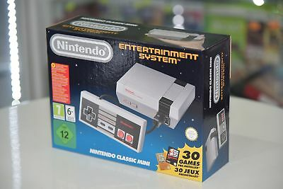 NEW Mini Nintendo Entertainment System: NES Classic Edition HDMI Console (PAL)