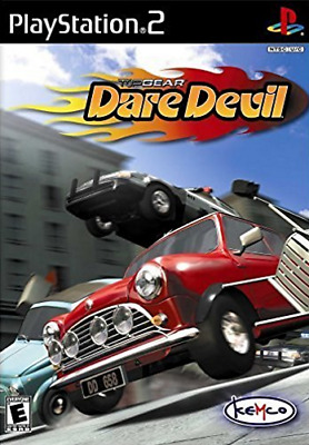 Top Gear Dare Devil (Sony PlayStation 2, 2000) Complete