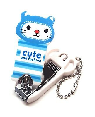 SpiriuS Newborn Baby Infant Manicure Safety Nail Clipper Cutter Grooming gt