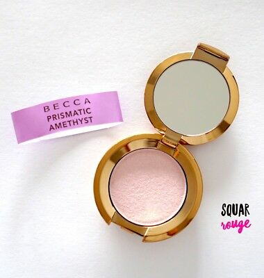 BECCA Shimmering Skin Perfector Pressed Highlighter - Prismatic Amethyst
