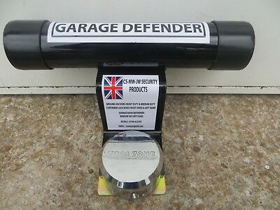 Door Defender  Up And Over Garage Doors Complete With Padlock&Fixings security