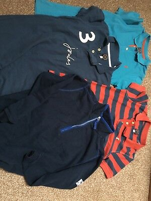 Boys Clothes Bundle, Joules, Lazy Jacks age 11-12 Years