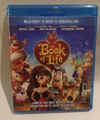 The Book Of Life Newsealed Dvd 2017 300 Picclick