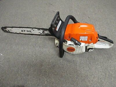 Stihl Ms 271 Chainsaw working condition