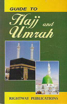 Guide to Hajj and Umrah. By Seikh Mohammad Nasir-Ud-Deen Al-Albani