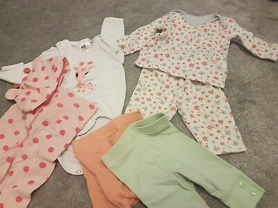 Baby Bundle First Size And 1 Month Old