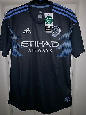 New York City FC - MLS Shirt Jersey Extra Large XL **Player Version** BNWT NEW