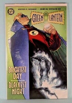 DC Comics Green Lantern: Brightest Day, Blackest Night, Alan Scott