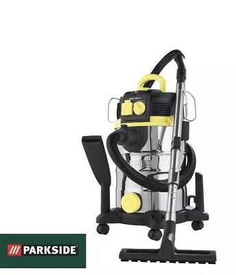 PARKSIDE Dry And Wet Vacuum Cleaner 1500 C4