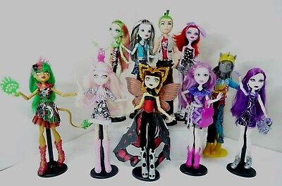 Monster High Dolls choose your own one or more some rare luna mothews no 1