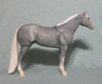 """Vintage Traditional Breyer Model Horse ~ Made in USA ~ 11.5"""" x 8.5"""" x 2.75"""""""