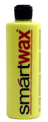Smartwax Smart Wax Yellow Car Wax and Polish 100% Pure Carnauba Based 473ml