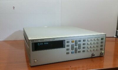 HP 3324A SYNTHESIZED FUNCTION SWEEP GENERATOR 21MHz - Opt: 001 / 002 -