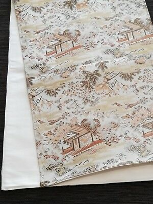 Japanese Silk Obi Runner / Wall Hanging -100cm