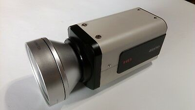 Sanyo VCC-HD4600P  HD IP camera with Sony Wide Conversion Lens x0.7 VCL HA07A