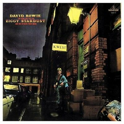 Lp David Bowie The Rise And Fall Of Ziggy Stardust And The Spiders From Mars