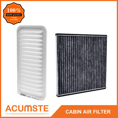 Engine /& Cabin Air Filter For 03-08Toyota Matrix OE#88568-02020 /& 17801-22020
