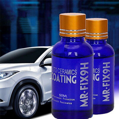 50ml 9H Mr Fix Original Super Ceramic Car Coating Wax Hydrophobic Mirror Wax PLC