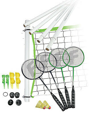 FRANKLIN SPORTS INDUSTRY Badminton Set, Intermediate 50501