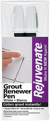 FOR LIFE PRODUCTS LLC 2CT WHT Grout Mark Pens RJ2GMW