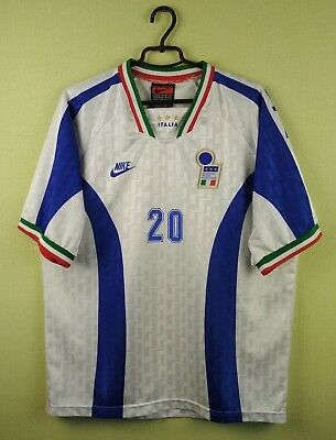 Italy jersey shirt 1996 1997 Trainig official nike football player issue  size XL d9d24dbea