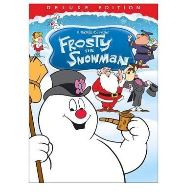 Frost the Snowman DVD Deluxe Edition - SHIPS IN 1 BUSINESS DAY W/TRACKING