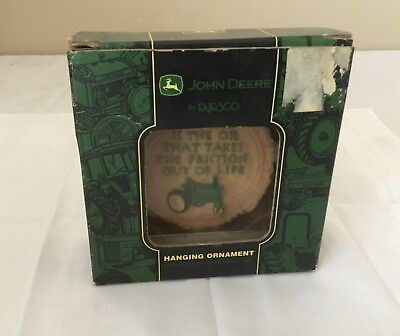 Enesco John Deere Kindness Is The Oil That Takes The Friction Out of Life