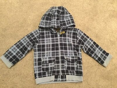 620e6ad04 BOYS KNITTED FLEECE Jacket Size 18-24 Months - £2.00