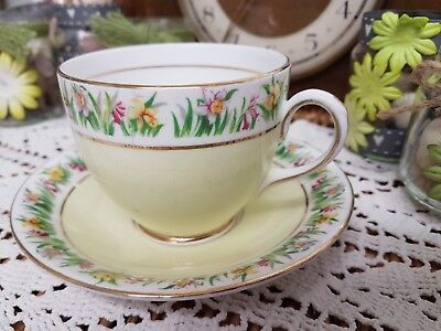 Vintage Beautiful Clare Made In England Afternoon Tea Sets