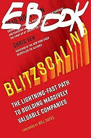 Blitzscaling: The Lightning-Fast Path to Building by Reid Hoffman [P-D-F]