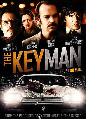 The Key Man (DVD, 2015) BRAND NEW! FACTORY SEALED! FAST SHIP!