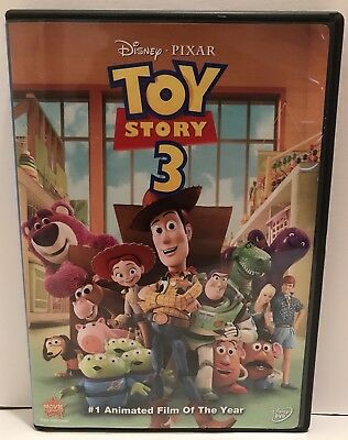 Blu-ray & DVD Exclusives: Toy Story 3: Walmart Exclusive 3 ...  Toy Story 3 2010 Dvd