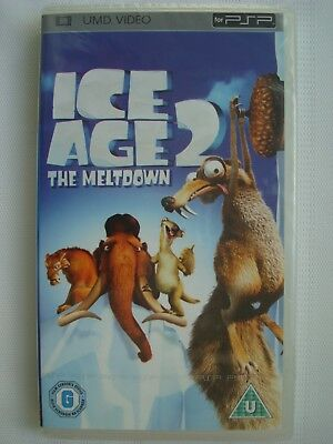 Ice Age 2 - The Meltdown (UMD, 2008) for Sony PSP Sealed