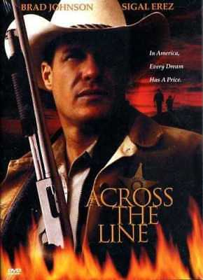 Across the Line (DVD, 2002) BRAND NEW! FACTORY SEALED! FAST SHIP!