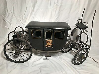 Breyer Horse Carriage Traditional Black Royal 26 x 7 x 2 inches