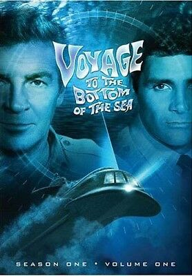 Voyage To The Bottom Of The Sea - Season 1, Vol. 1 (Boxset) (Dvd)