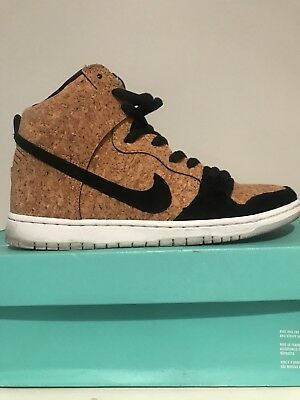 finest selection 73e96 95713 Nike Dunk High Premium SB Cork Size 10